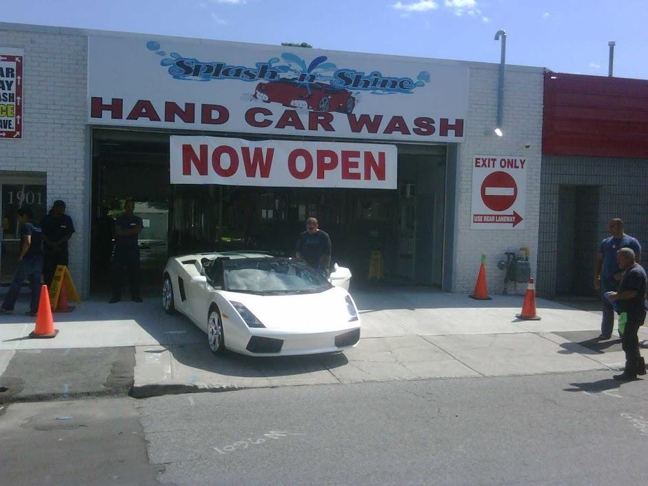 Splash N Shine Car Wash Inc