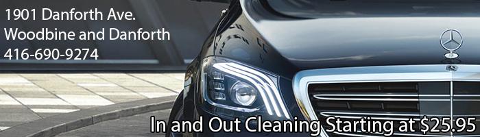 Splash And Shine Hand Car Wash Toronto